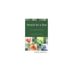 Preach For A Year  Volume 1