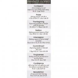 Bookmark-Prayers Of The...