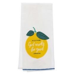 Tea Towel-God Works For Good