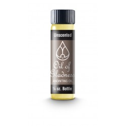 Anointing Oil-Unscented-1/4oz