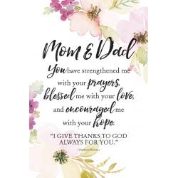 Plaque-Woodland Grace-Mom &...