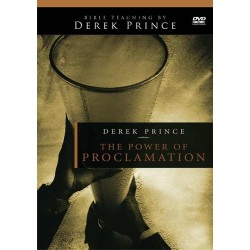 Dvd-Power Of Proclamation...