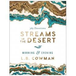 Streams In The Desert...