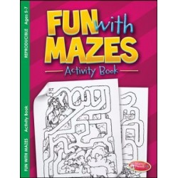 Fun With Mazes Activity...