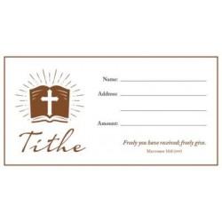 Offering Envelope-Tithe...
