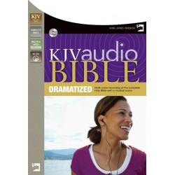 Audio CD-KJV Complete...