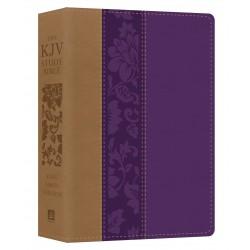 KJV Study Bible/Large...