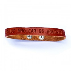 Bracelet-Genuine Leather...