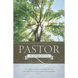 Bulletin-Pastor  We...