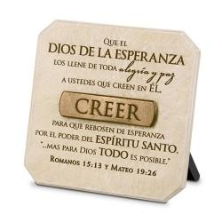 Spanish-Plaque-Bronze Title...