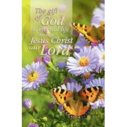 Bulletin-Gift Of God Is...