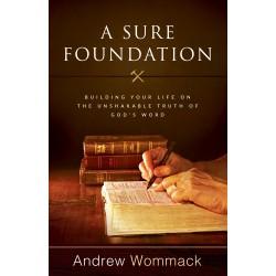 A Sure Foundation
