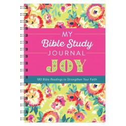 My Bible Study Journal: Joy