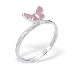 Ring-Butterfly Plain...