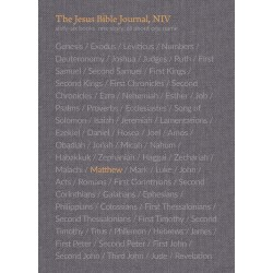 NIV The Jesus Bible...