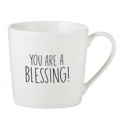 Mug-Cafe-You Are A Blessing...