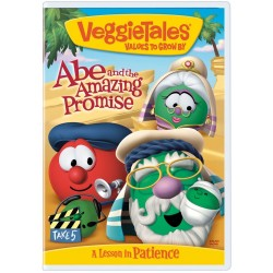 DVD-Veggie Tales: Abe And...
