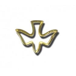 Lapel Pin-Dove (Gold) (Pack...