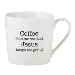 Mug-Cafe-Coffee Gets Me...