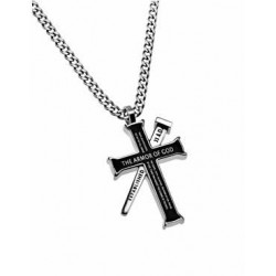 Necklace-Black Established...
