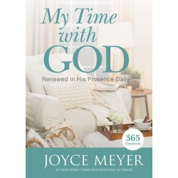 My Time With God Large Print