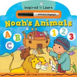 Noahs Animals (Wipe-Clean...