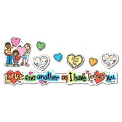 Banner-Love One Another:...