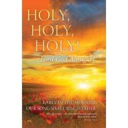 Bulletin-Holy  Holy  Holy...