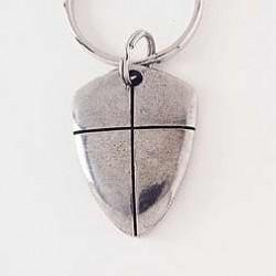 Key Chain-Shield Of Faith...