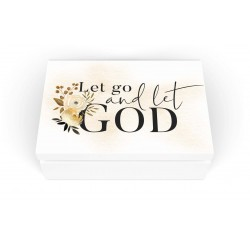 Prayer Box-Let Go And Let...