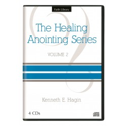 Audio CD-Healing Anointing...