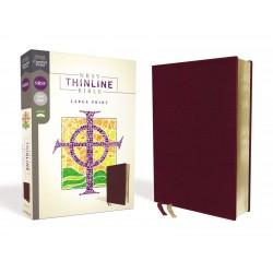 NRSV Thinline Bible/Large...