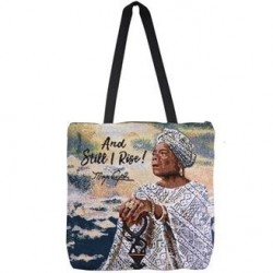 Tote Bag-And Still I Rise...