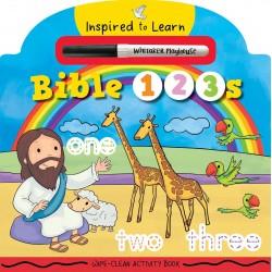 Bible 123s (Wipe-Clean...