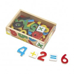 Puzzle-Magnetic Wooden...