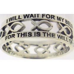 Ring-I Will Wait For My...