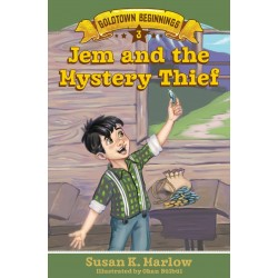 Jem And The Mystery Thief...
