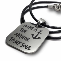 Necklace-Hope Is The...