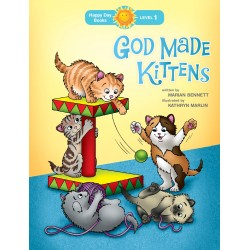 God Made Kittens (Happy Day...