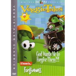 DVD-Veggie Tales: God Wants...