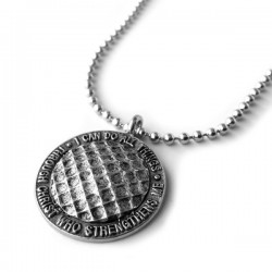 Necklace- Lead Free Pewter...