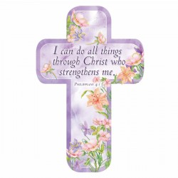 Bookmark-Cross-I Can Do All...