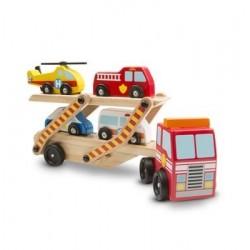 Toy-Emergency Vehicle...