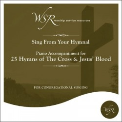 Audio CD-25 Hymns-Cross And...