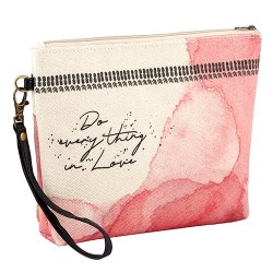 Canvas Pouch-Do Everything...