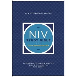 NIV Study Bible (Fully...