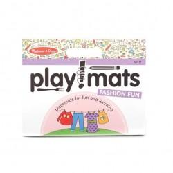 Playmats-Fashion Fun