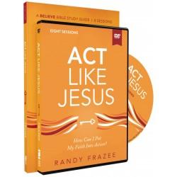 Act Like Jesus Study Guide...