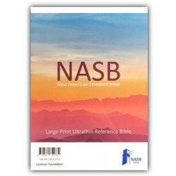 NASB 2020 Large Print...