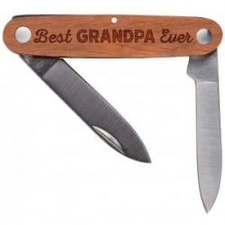 Pocket Knife-Best Grandpa...